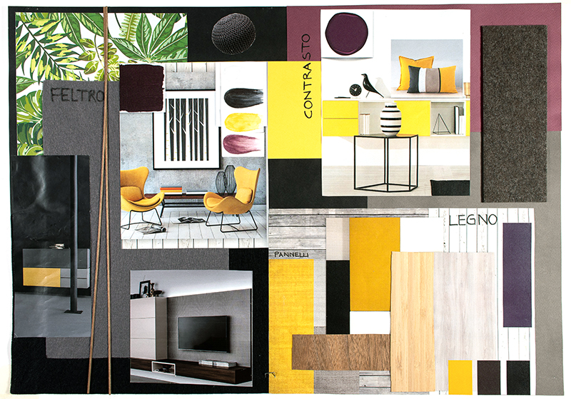 Politecnico Design Degli Interni.Suite Interiors Interior Design